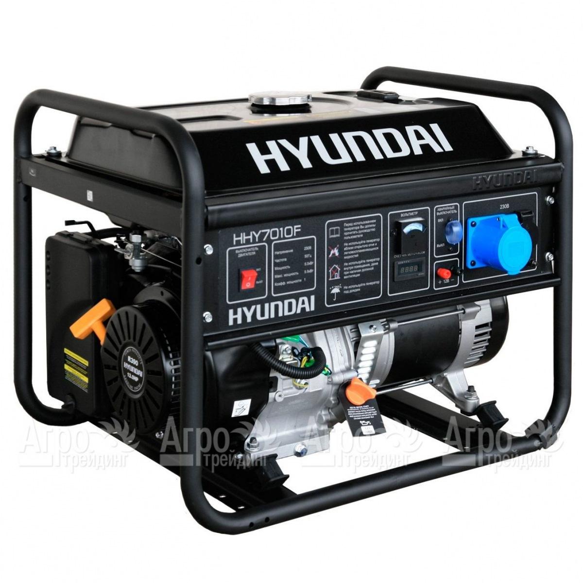 бензогенератор hyundai 3200