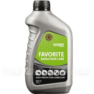 Масло Patriot Favorite Bar&Chain Lube 1.892 л