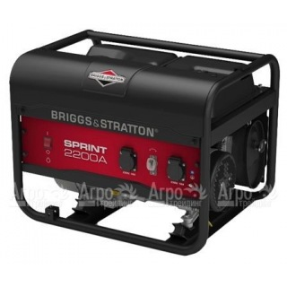 Бензогенератор Briggs&Stratton Sprint 2200A 1.7 кВт