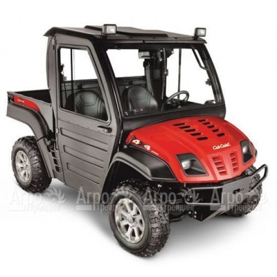 Минивездеход UTV Cub Cadet Volunteer 4X4 EFI Red