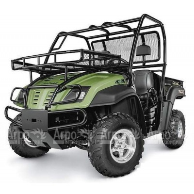 Минивездеход UTV Cub Cadet Volunteer 4X4 Green