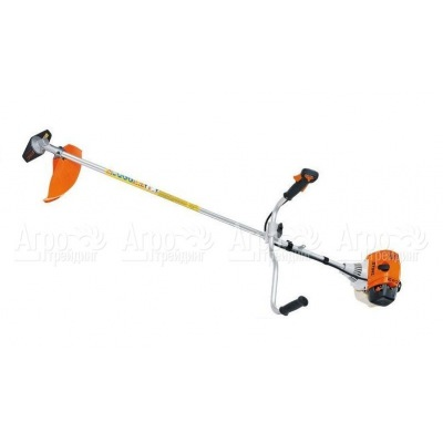 Бензокоса (бензиновый триммер) Stihl FS 130 4-MIX (комплектация с ножом!)