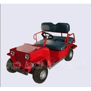4-seat Jeep